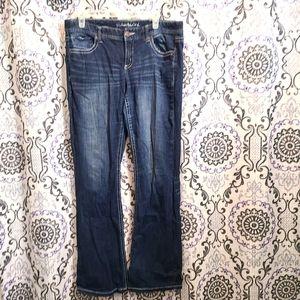 Maurice's Jeans 11/12 Long - Long see description